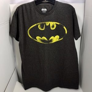 🌟Men's Batman Dark Gray T-shirt